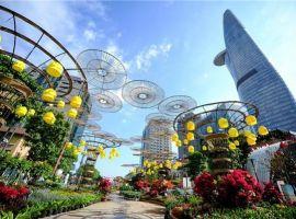 Vé máy bay tết đi Sài Gòn