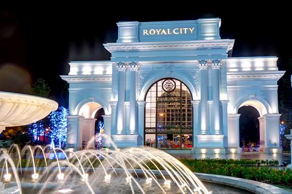 Royal City lớn nhất nhì Hà Nội