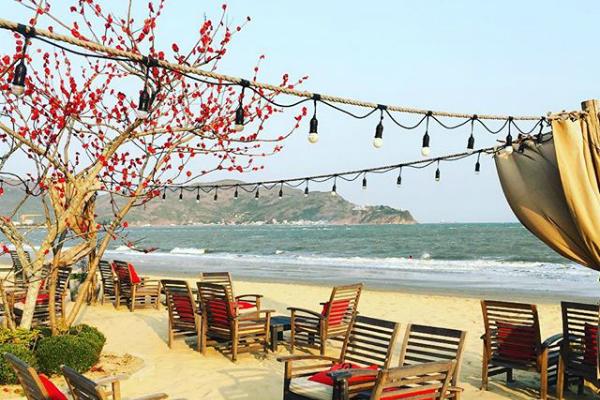 Những bãi biển tuyệt đẹp tại Quy Nhơn