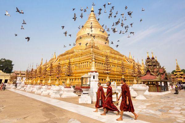Vé máy bay đi Myanmar giá rẻ chỉ từ 1.714.000 đồng