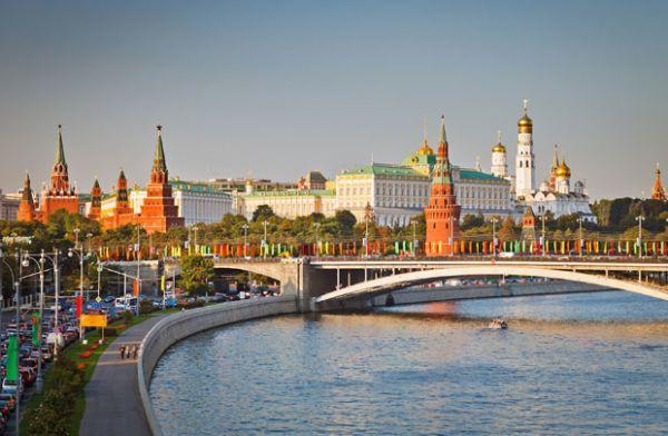Vé máy bay đi Nga giá rẻ chỉ từ 7.393.000 đồng