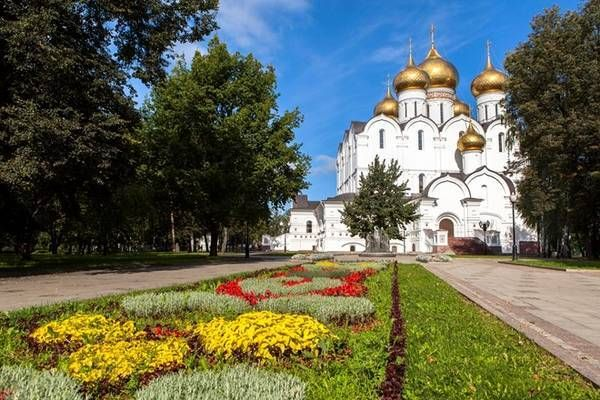 Thời điểm du lịch Nga