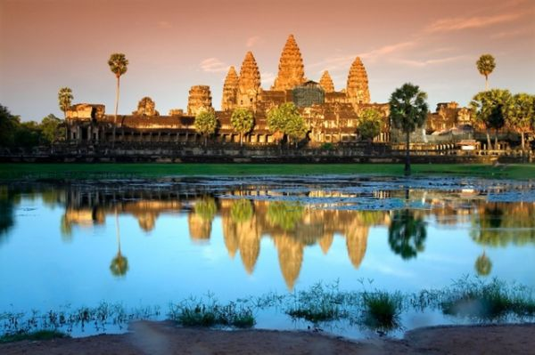 Vé máy bay đi Campuchia giá rẻ chỉ từ 938.000 đồng