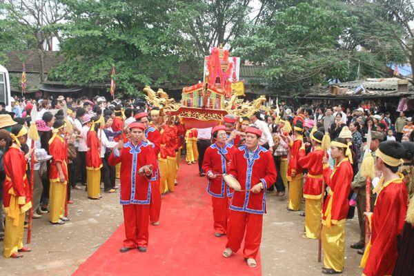 Hội đền Dương Sơn