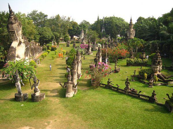 Vườn Tượng Phật Buddha Park