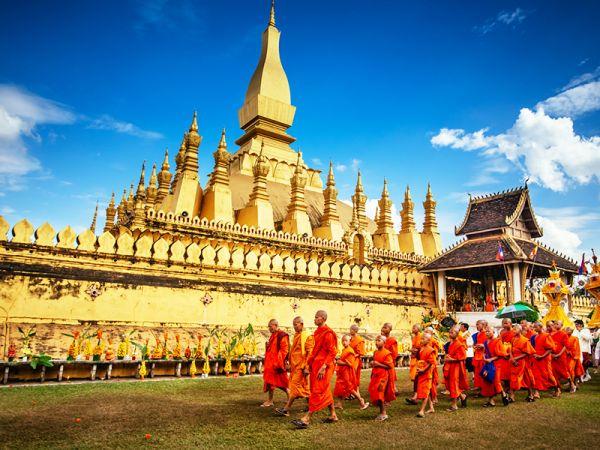 Vé máy bay đi Lào giá rẻ chỉ từ 84 USD