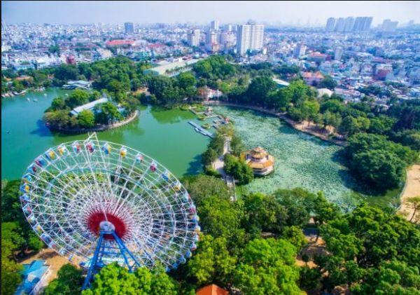 Vé máy bay Hà Nội đi Sài Gòn giá rẻ chỉ từ 490.000 đồng/chiều