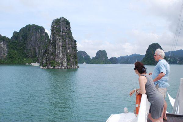Vé máy bay Nha Trang đi Hải Phòng giá rẻ chỉ từ 599.000 đồng của hãng hàng không giá rẻ Vietjet Air.