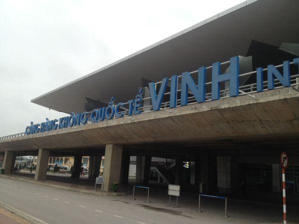 Cảng hàng không Vinh
