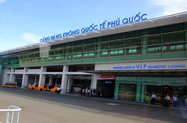 Cảng hàng không Phú Quốc