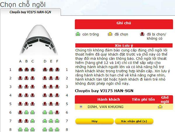 Check in online Vietjet Air dường như đã trở thành một công việc khá phổ biến với các hành khách chuẩn bị thực hiện chuyến bay sắp tới.