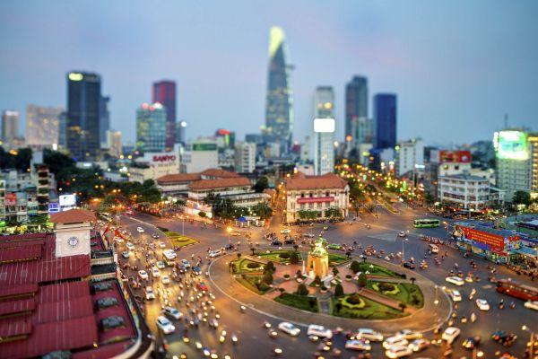 Vé máy bay Hải Phòng đi Sài Gòn giá rẻ chỉ từ 590.000 đồng