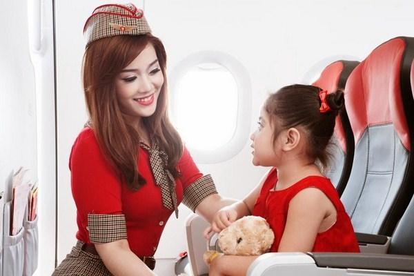 Giấy tờ cho trẻ em khi đi máy bay
