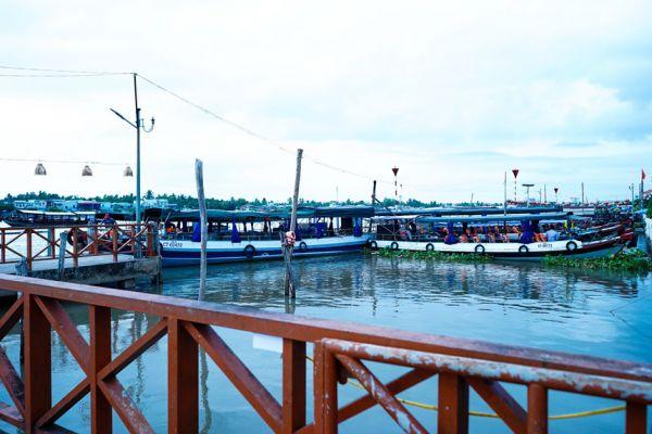 Vé máy bay Đà Nẵng đi Cần Thơ giá rẻ chỉ từ 199.000 đồng/chiều