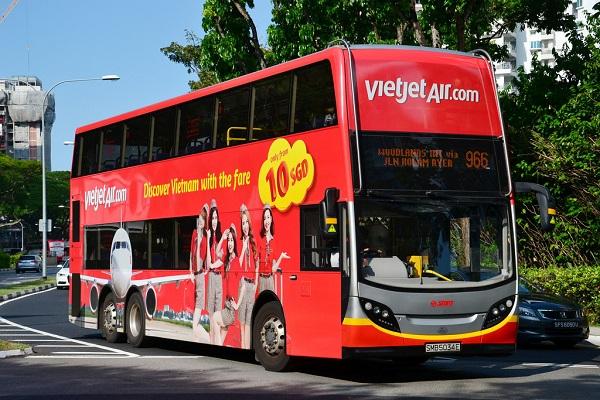 Di chuyển bằng minibus về nội thành với giá chỉ từ 40K